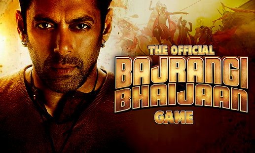 Bajrangi Bhaijaan Movie Game Android apk