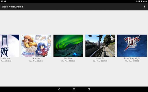 Visual Novel Reader  screenshots EasyGameCheats.pro 3