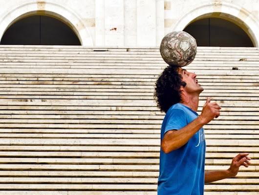 Equilibrio instabile di Silvio Lorrai