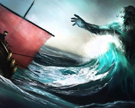Sea God Poseidon Wallpapers 1.0 screenshots 4