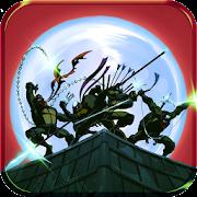 The Mutant Ninja Warrior - Double Damage Fight