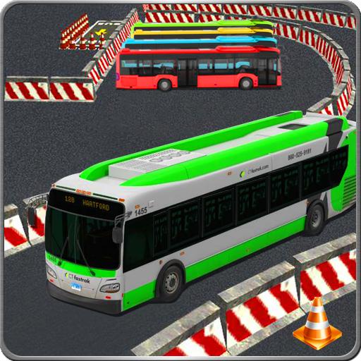 Bus Parking 3d - Bus Simulation 2017 (game)