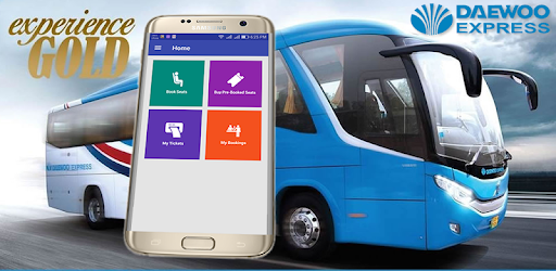 Daewoo Express Mobile - Apps on Google Play