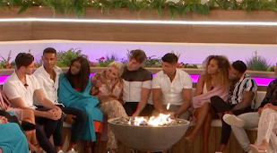 Love Island newcomers Jordan Hames and Tom Walker shake up villa