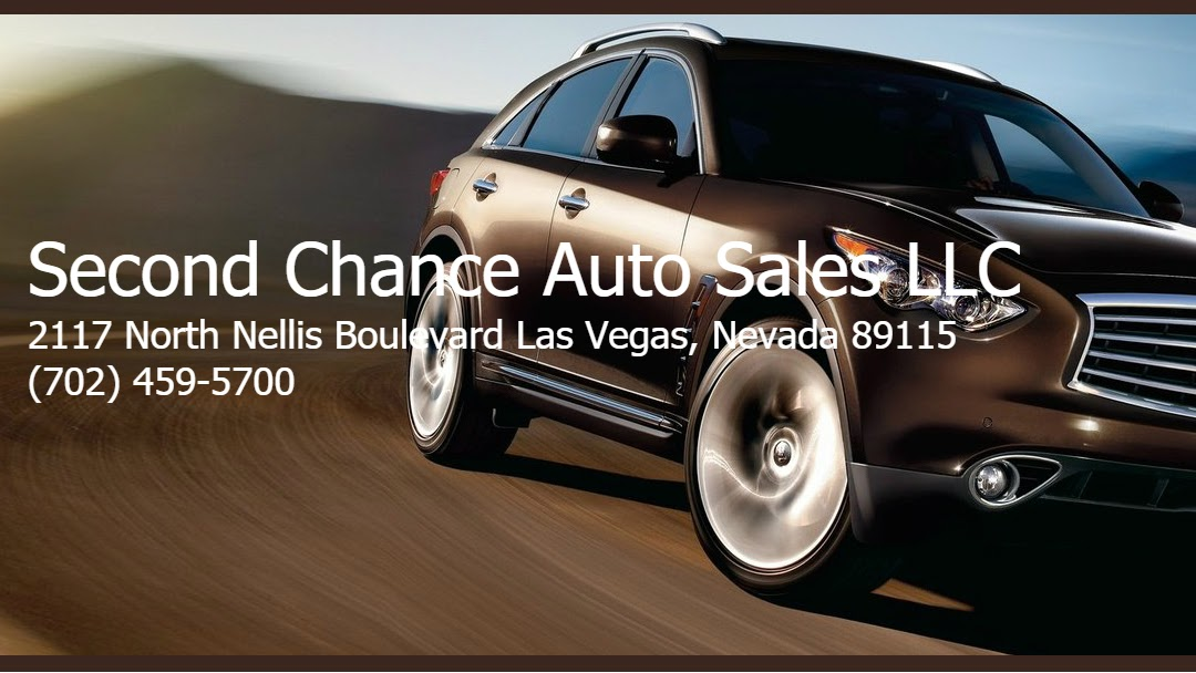 Second Chance Auto >> Second Chance Auto Sales Used Car Dealer Located Between