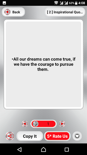 Inspirational Quotes screenshot 6