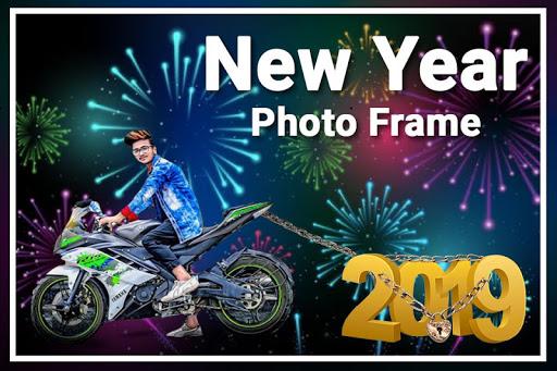New Year Photo Frames 1.0 screenshots 5