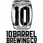 Logo of 10 Barrel Peach Tea on Nitro
