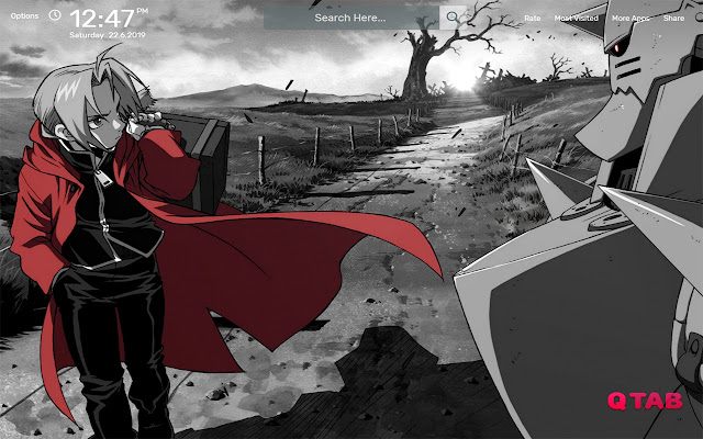 Fullmetal Alchemist Brotherhood Wallpapers