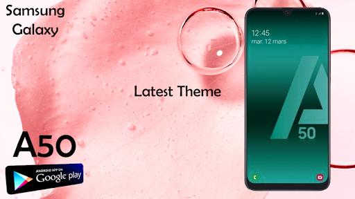 Tema para capturas de pantalla Galaxy A50 y A50s 2