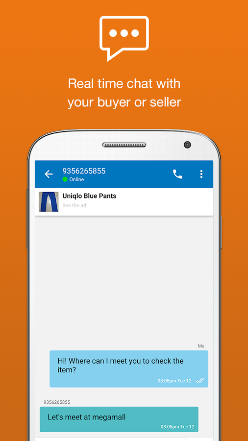 OLX Philippines Buy and Sell- screenshot