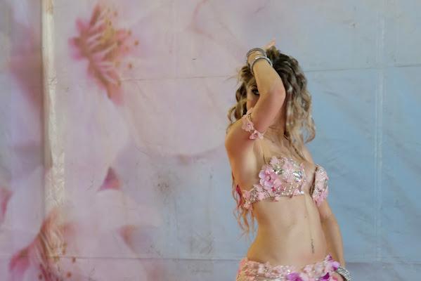 la danza del ventre di Elisabetta Castellano