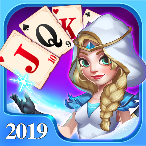 Solitaire - Wonderland Adventure