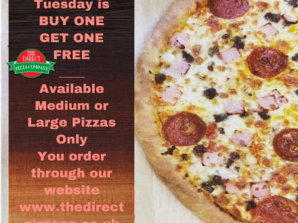 The Direct Pizza Company Brackley