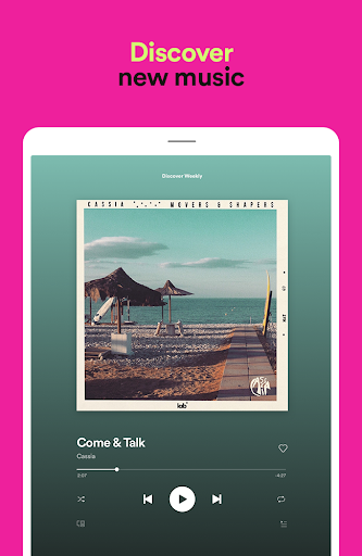 Spotify: Listen to new music, podcasts, and songs 8.5.36.747 screenshots 12