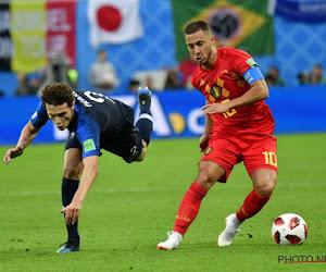 La Belgique et la France ont d'ores et déjà leur ticket pour les barrages du Mondial 2022