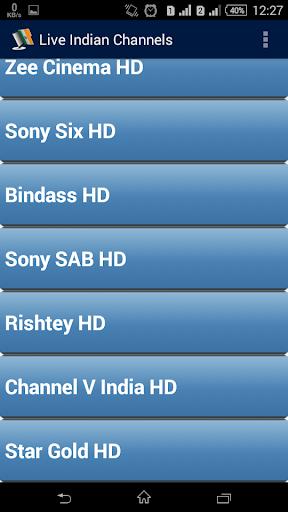 Download Hindi TV Channels HD Google Play softwares