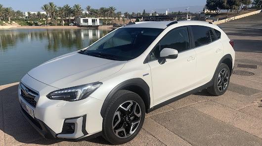 Grupo Playcar tiene este Subaru XV Hybrid Sport Plus en oferta