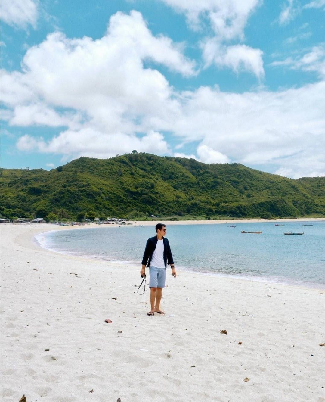 Pantai Mawun, Lombok