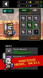 Dungeon x Pixel Hero Mod Apk 12.1.8 (Coin Cost is 0) 5