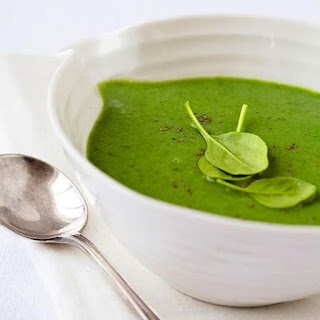 Healthy Cream Of Spinach Soup Recipes