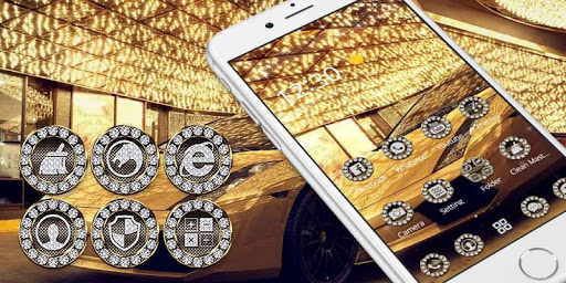 玩免費商業APP|下載Golden Diamond Car app不用錢|硬是要APP
