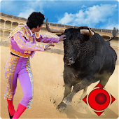 Angry Bull Raging Attack Android APK Download Free By PinPrick Gamers