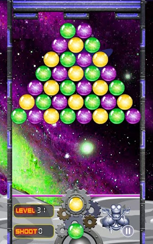 android Blaze Bubble Shooter Screenshot 10