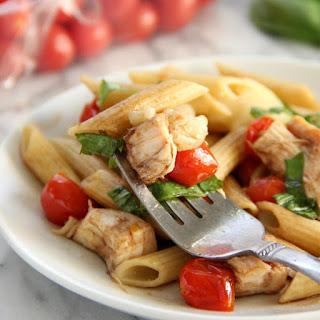 Chicken Caprese Pasta