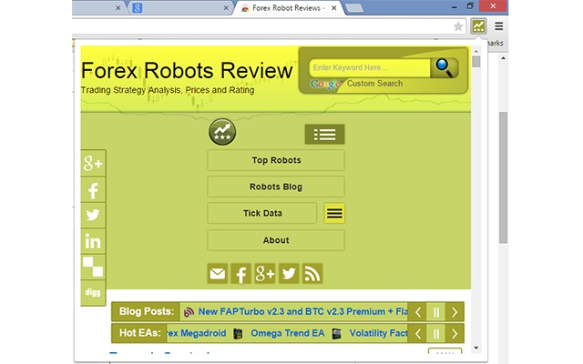Forex robot reviews ratings