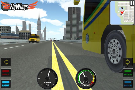Bus Simulator 2015 New York 1.3.4 screenshots 6