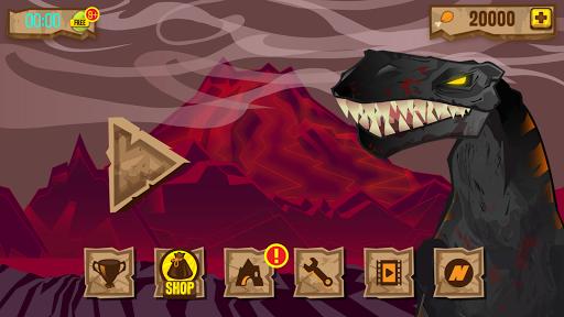 ディノ獣: 恐竜