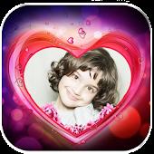 Love Background Frames