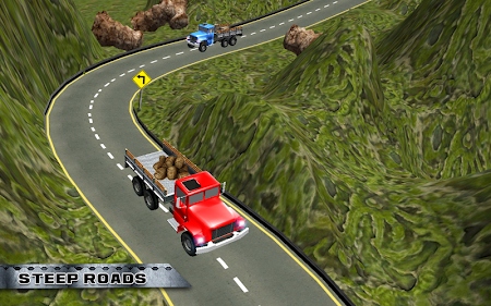 Truck Driver: Hill Transport 1.1 screenshot 1402751