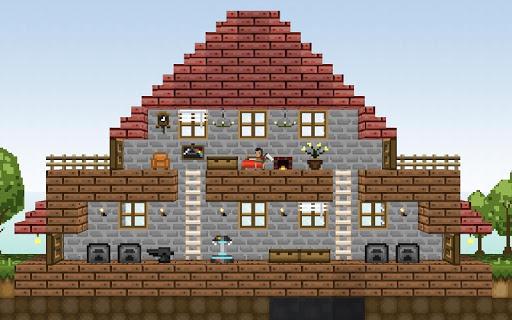 LostMiner: Block Building & Craft Game v1.4.2a screenshots 10