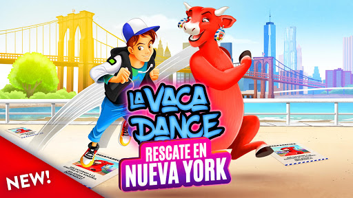 La Vaca dance - Rescate en Nueva York  screenshots 1