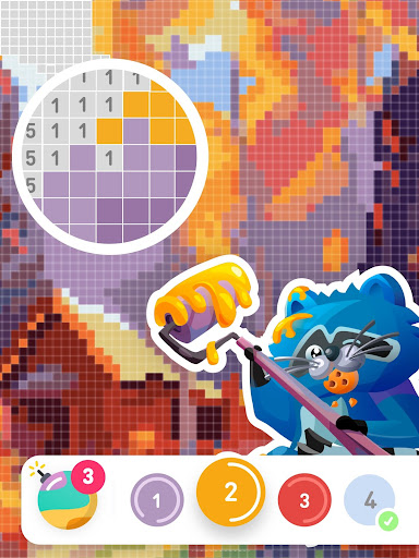 Paint the world - color by number colouring game apkdebit screenshots 8