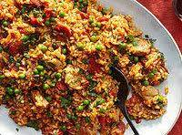 Crock Pot Paella Recipe