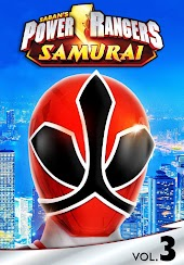 Power Rangers: Samurai Volume 3
