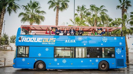 'Roquebús', la medida navideña para incentivar las compras en el comercio local