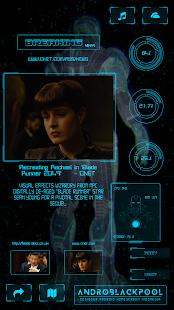 Jarvis UI KLWP theme Screenshot