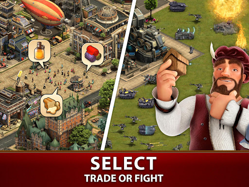Forge of Empires: Build your city! 1.187.19 screenshots 11