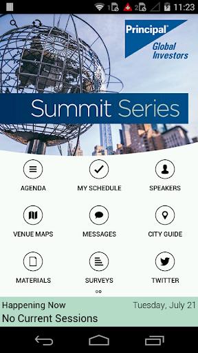 Summit Series Forums