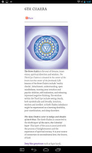 Brow Chakra Video Meditation- screenshot thumbnail