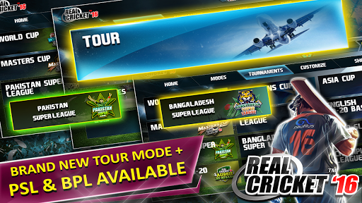 Real Cricket 16 MOD APK