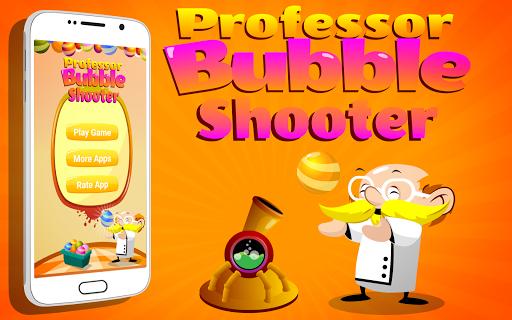 Professor Bubble Shooter