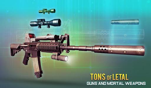 Mountain Sniper 3d Combat Shooting Criminal Attack 1.4 screenshots 15