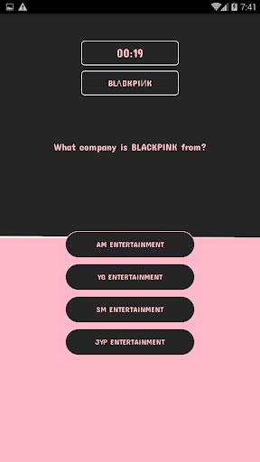 BlackPink Quiz (Blink Game) apkpoly screenshots 4