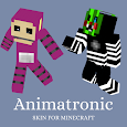 Skin Animatronic and Maps for Minecraft