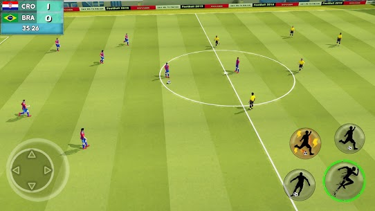 Play Soccer Cup 2020: Dream League Sports App Latest Version  Download For Android 4